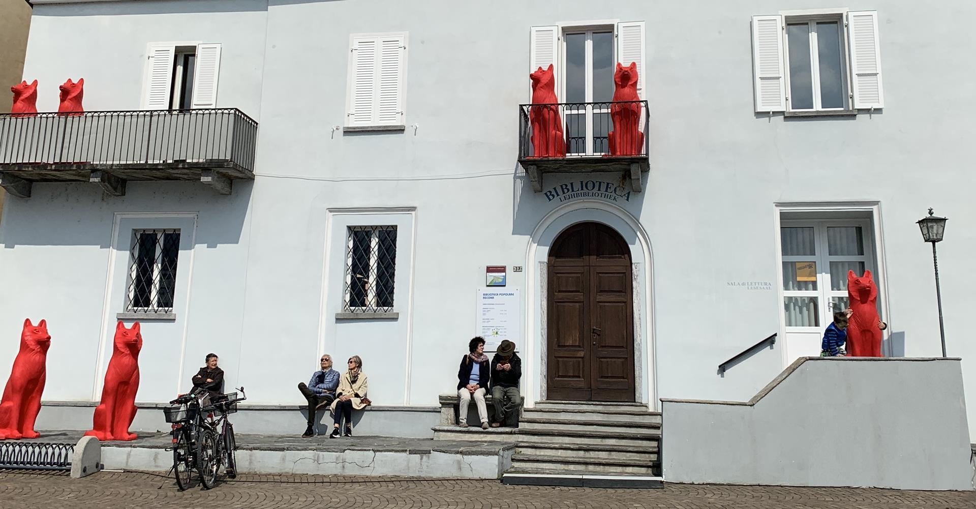 Biblioteca Popolare Ascona